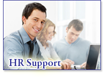 Online Human Resources Support, Employee Background Screening, Employee 401(k) Plans